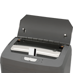 boxis® autoShred® AF110<br>A REVOLUTION IN PRODUCTIVITY™<br>110 Sheet Autofeed Microcut Shredder