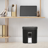 boxis® nanoshred® BN80P-CHL - THE NEXT EVOLUTION OF PAPER SHREDDERS<br> 8 Sheet nanocut® Shredder