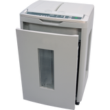 boxis® autoshred® AF550<br>A REVOLUTION IN PRODUCTIVITY™<br>550 Sheet Autofeed Microcut Shredder