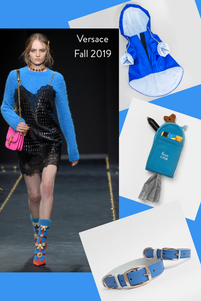 Fall 2019 Trends // Blue Azure