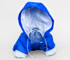 The Charlie Raincoat in Royal Blue