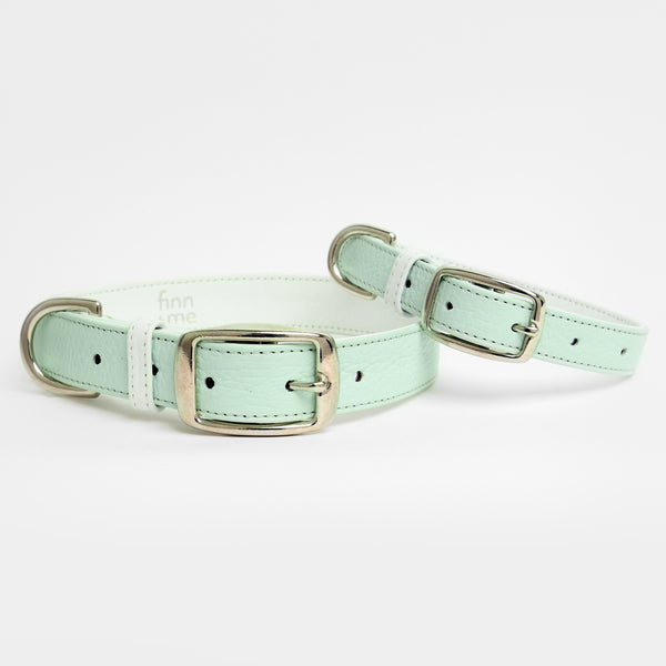 The Finley Collar in Mint