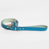 The Raleigh Leash in Bright Blue