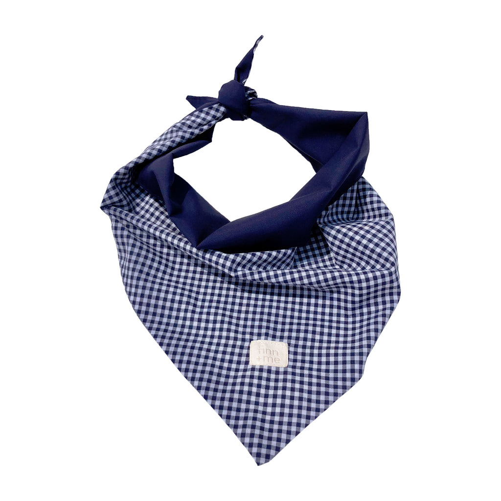 The Modi Scarf in Uptown Gingham
