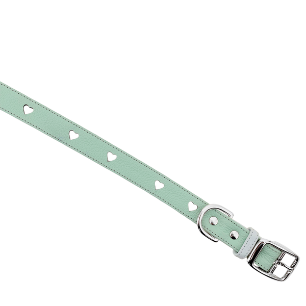 The Bisous Collar in Mint