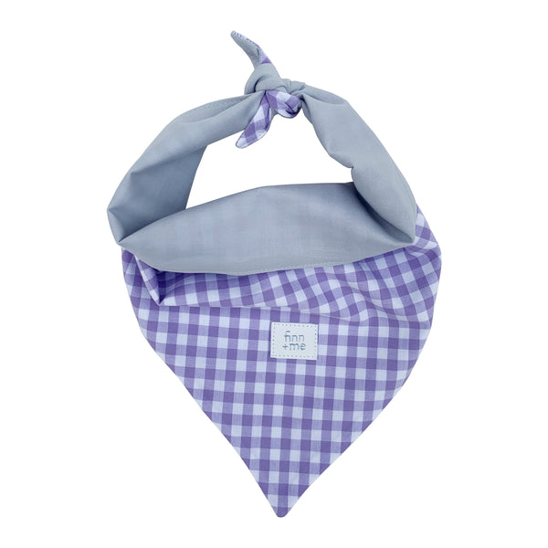 The Modi Scarf in Provence Lavender