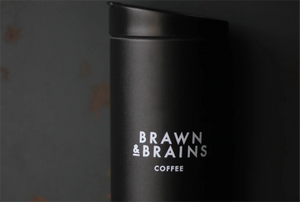 BB Coffee Travel Tumbler