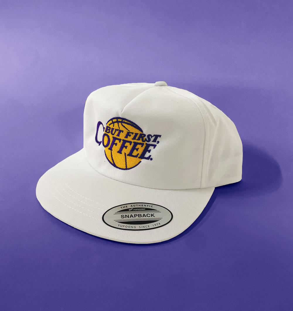 BFC Purple + Gold Hat
