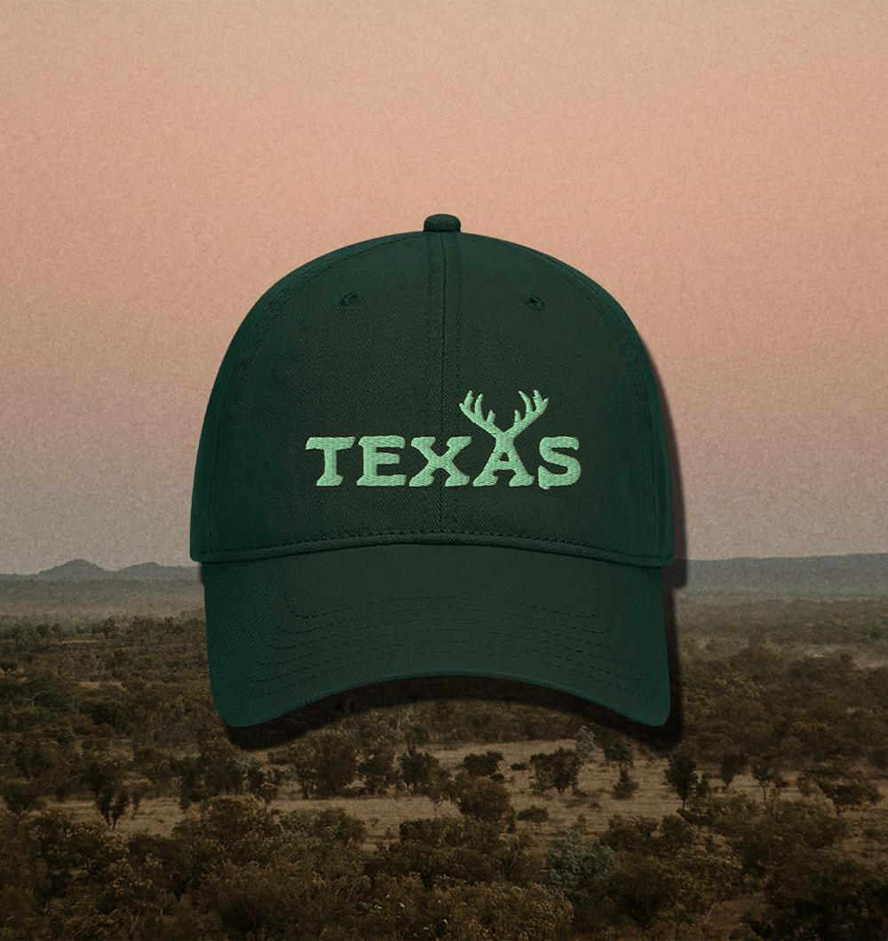 Texas Strong Alfred Hat