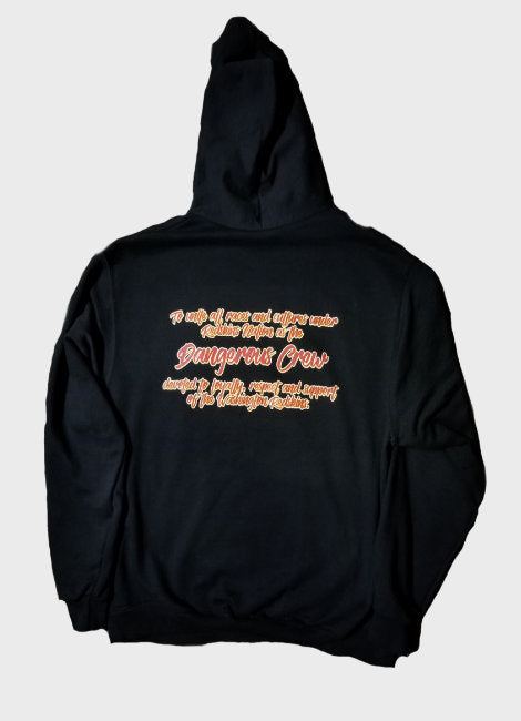 "RNDC ""Members"" Hoodie - Redskins Nation Dangerous Crew"