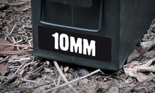 Ammo Label: 10mm