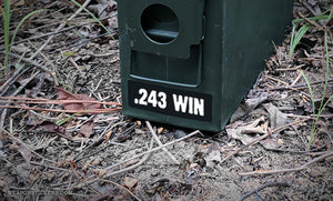 Ammo Label: .243 WIN