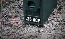 Ammo Label: .25 ACP