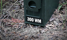 Ammo Label: .300 WM