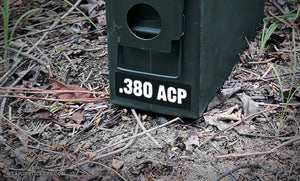 Ammo Label: .380 ACP