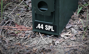 Ammo Label: .44 SPL