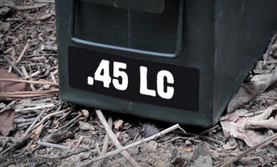 Ammo Label: .45 LC