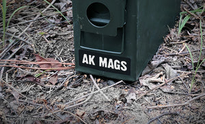 Ammo Label: AK Mags