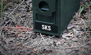 Ammo Label: SKS