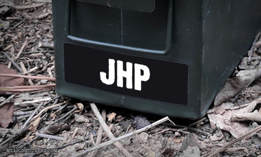 Ammo Label: JHP