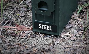 Ammo Label: Steel