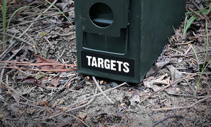 Ammo Label: Targets