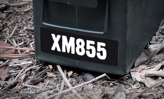 Ammo Label: XM855
