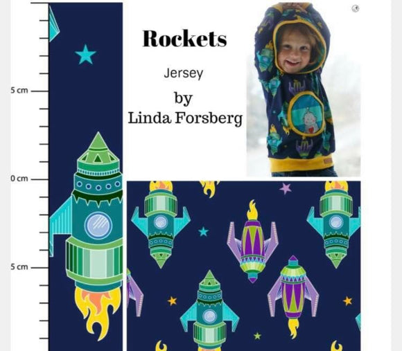 Rockets Cotton Lycra FH