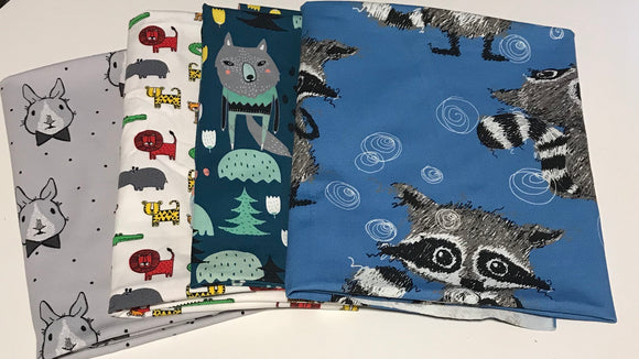 Animals FH Pack Cotton Lycra