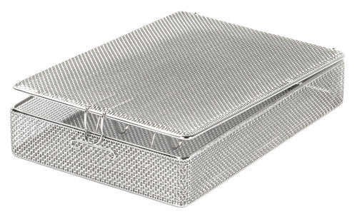 Wash tray with separation inlay and penetration protection