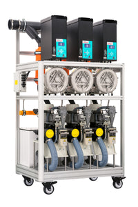 Multi SMART T3 with ISO 18 Hydrocyclones