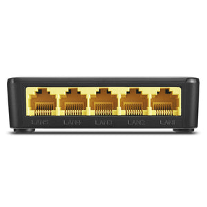 AIRPHO 5 Port Gigabit Ethernet Switch