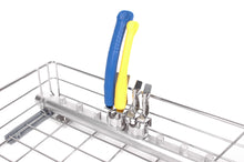 Conversion kit injector rail with Cleanfinity permanent filter