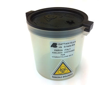 Amalgam Container - ISO 5.5 Micro Smart