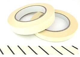 Indicator tape 18mm high tack - Carton of 48
