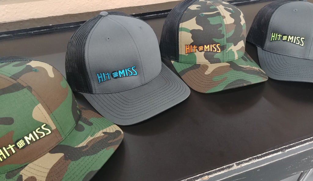 Hit or Miss Trucker Hats
