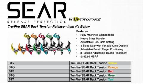 Trufire Sear Back-Tension Release