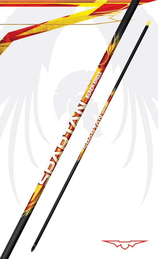 Black Eagle Spartan Arrow Shafts