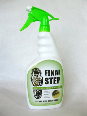 Final Step Natural Cover Scent