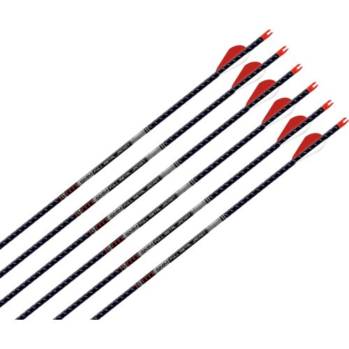 Easton Full Metal Jacket Arrows 5MM Factory Fletched