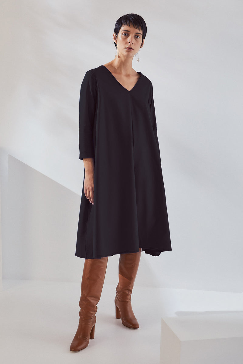 Atelier Pleat Dress