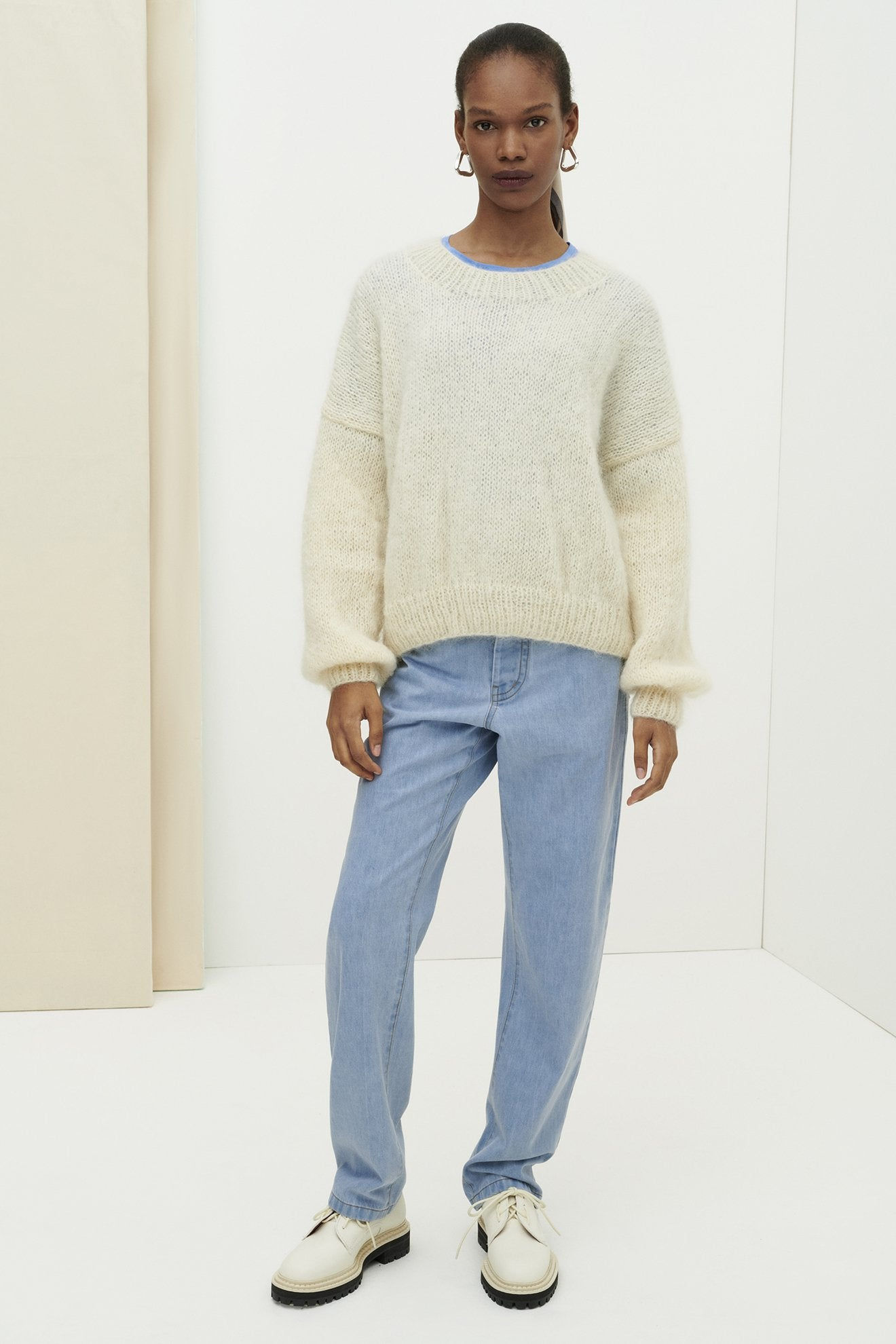 Cloud Knit