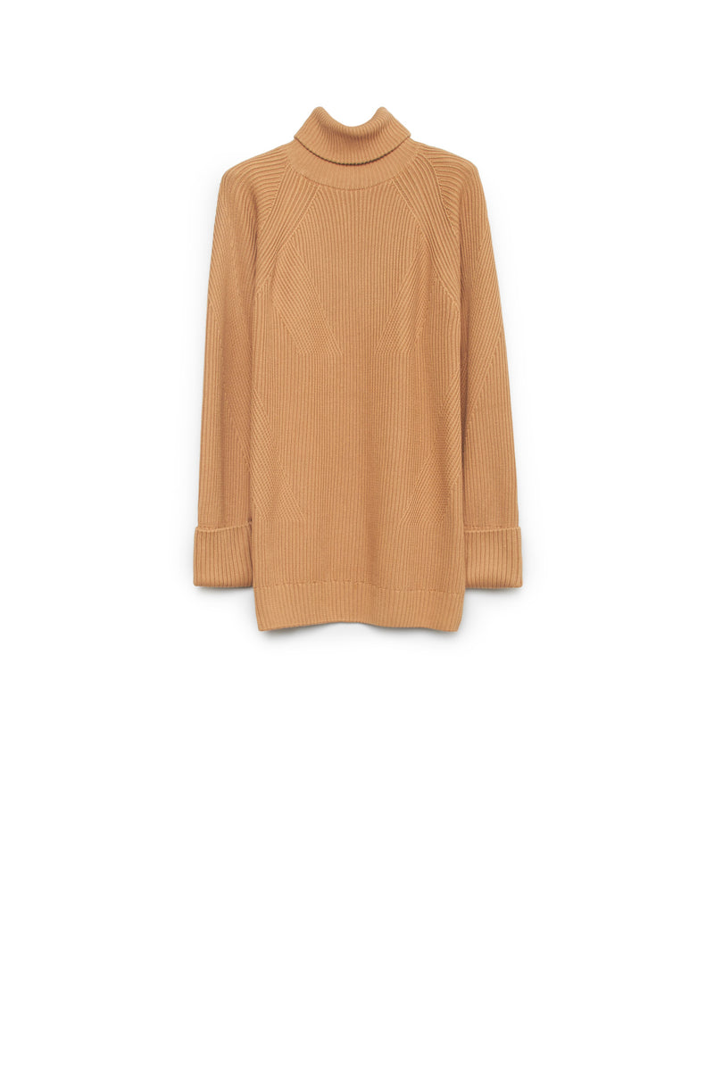 Henri Roll Neck Jumper
