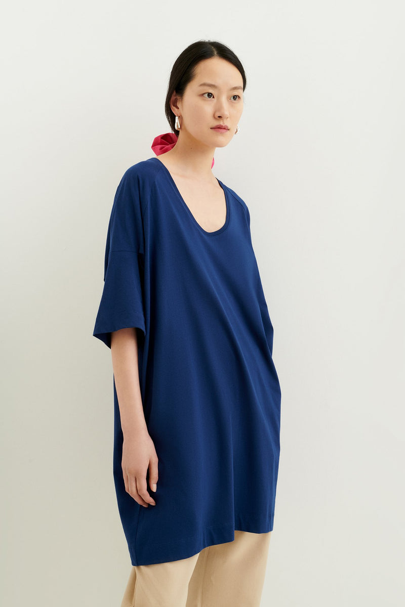 Oversized T-Shirt Dress
