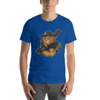 Mighty Goat OG Short-Sleeve Unisex T-Shirt