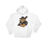 Mighty Goat Logo Hooded Sweatshirt
