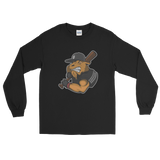 Mighty Goat Logo Long Sleeve T-Shirt