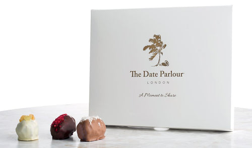 Ex. Large Assorted Choc Dates - The Date Parlour