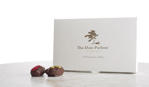 Medium Dark Choc Dates - The Date Parlour