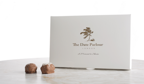 Medium Milk Choc Dates - The Date Parlour